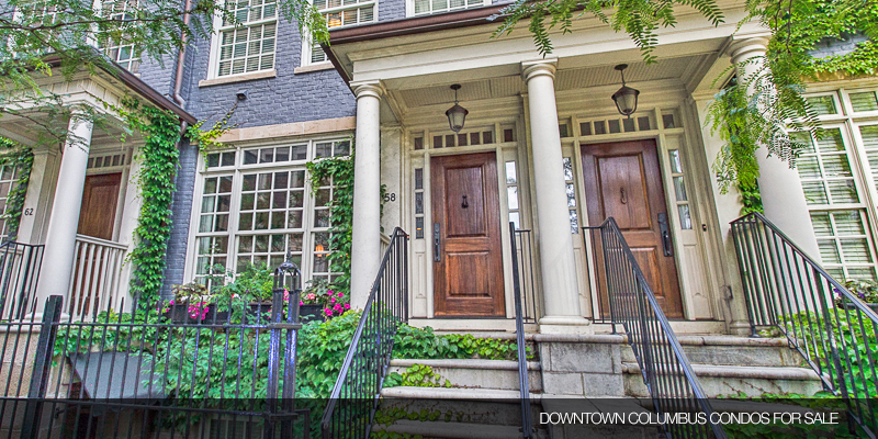 Downtown Columbus Condos For Sale Gledhill Robbins